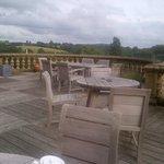 Coffee Shop terrace