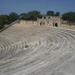 Maravilloso e imperdible anfiteatro
