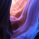 Lower Antelope Canyon 15 juillet 2014