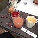 Café gourmand ! Au top !!!