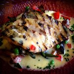 Sea Bass - chef speciality