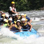 Rafting the Rapids on the Ocoee