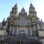 Catedral de Santiago de Compostela - Praça do Obradoiro