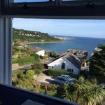 View from Porthcurno - Room 6
