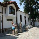 Домики старого Пловдива