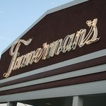 The Timmerman's sign