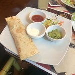 Chicken Fajitas - amazing!
