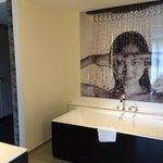 Bathroom in Welness suite