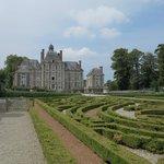 Balleroy Castle