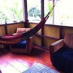 Casa Verde- Living Room