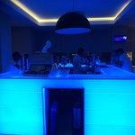 Lobby bar at blue bay platinum