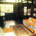 Casa Verde- Living Room/Sink/Double Bed