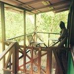 Casa Verde- Front Porch