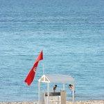 Petite cahute sur la plage