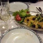 omelette entree
