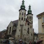 Igreja de Santo André (Kosciol Swietogo Andrzeja)  - Cracovia.