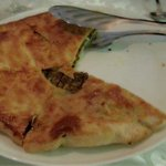 Georgian meat pie.
