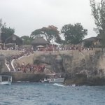 Rick's Cafe/cliff jumping