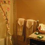 Ensuite Bath and Toilet