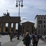 Pariser Platz - only a short walk away