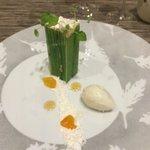 Restaurant, tarte au citron revisitée