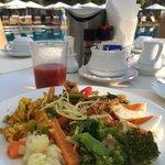 Frühstück im ThaiGarden