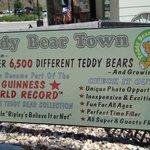 ENTRADA A TEDDY BEAR TOWN