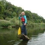 Teify canoe trip