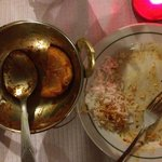 Empty dish!!!