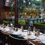 Corredor Principal Restaurante