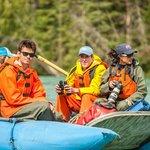 Kenai River 17 Mile Rafting