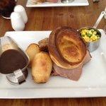 Beautiful Sunday lunch :)