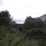 Loch Earn from the route