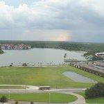 Panoramic View Grand Floridian