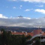 vista del Teide
