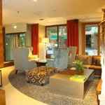 Hotel Lobby - Sitting Area
