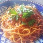 Spaguetti a Felipo (muito bom)