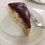 A torta alemã estava excelente!!