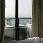 2nd bedroom sea view