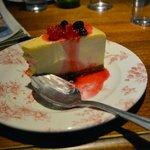 The AMAZING cheese cake
