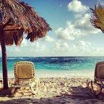 Relaxing beach!