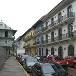 Античная Панама