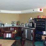 front enterance breakfast room