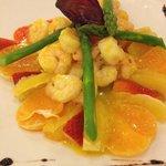 Shrimp appetizer - delicious