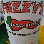 Bild från Fuzzy's Taco Shop