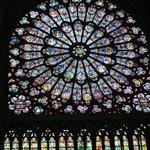 Vitral Notre Dame