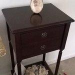 antique furnishing in the Killarney room
