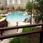 Family friendly pool!