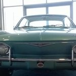 front of corvair