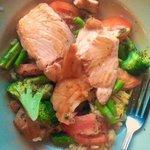 Chef's Cornerstone Cafe: Salmon Princess